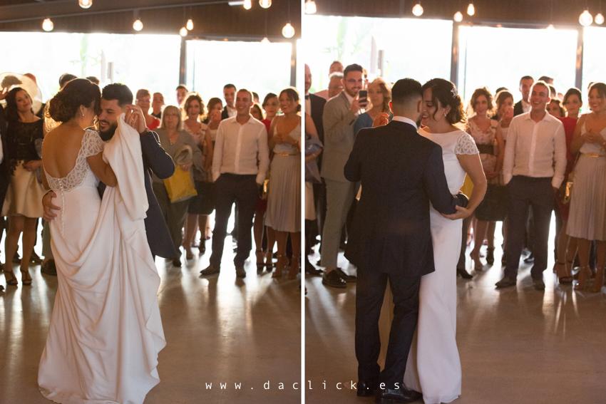 primer baile de los novios