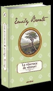 La răscruce de vânturi de Emily Brontë