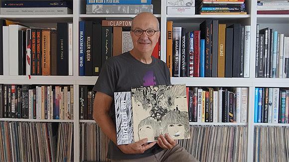 Châlon, les Beatles et moi : l'exposition de Roland Lestoquoit