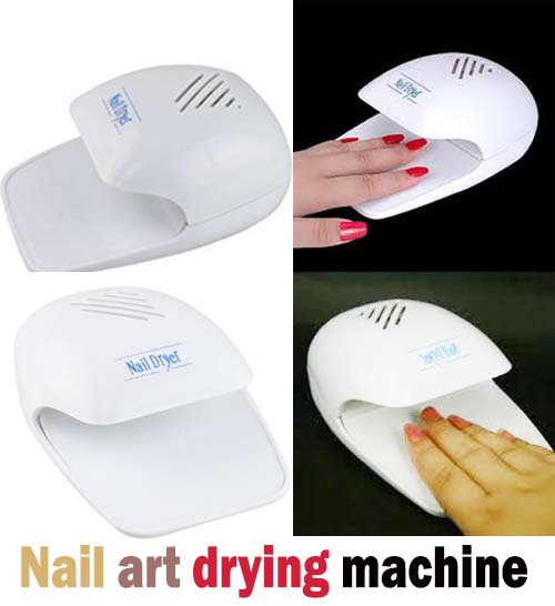 Nail Dryer Alat Pengering Cat Kuku