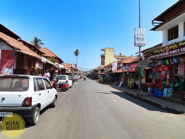 Shringeri Market