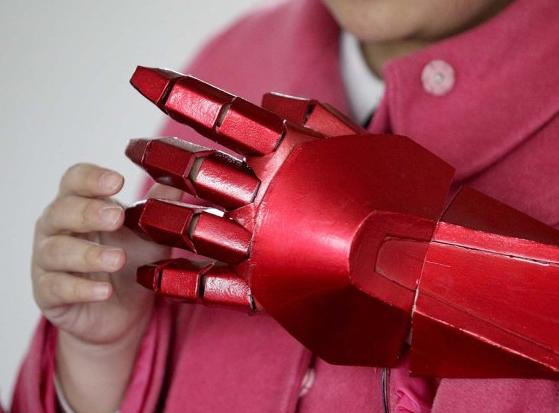 Ini Dia Jiangsu Man, Iron Man Dalam Kehidupan Nyata