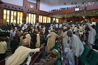 House of Representatives in rowdy session over fuel subsidy removal