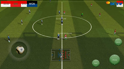 DLS 19 Mod Full Timnas Indonesia Apk Data Graphic HD