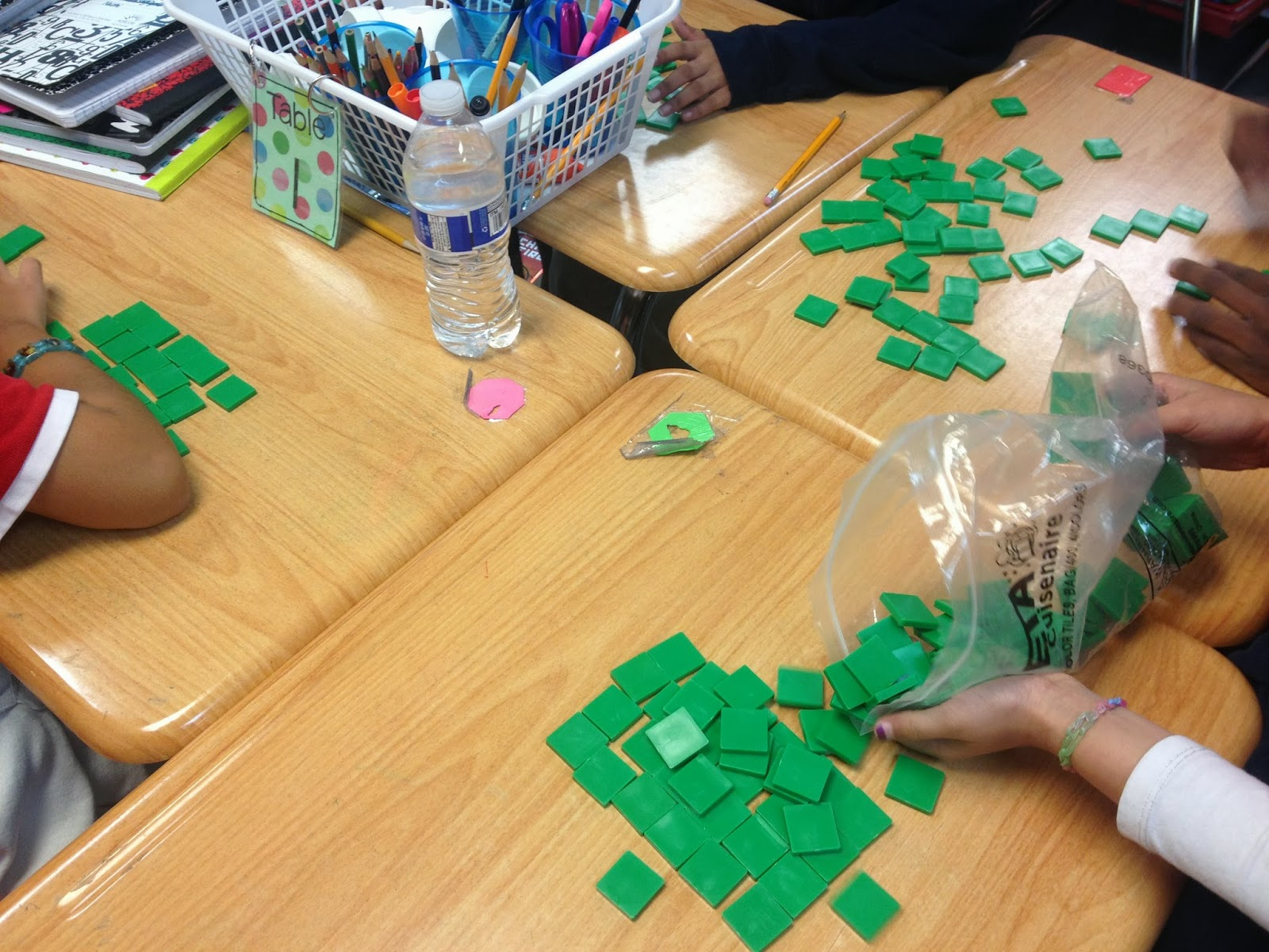 Ms Cao S 4th Grade Math Multiplication Notes And Making
