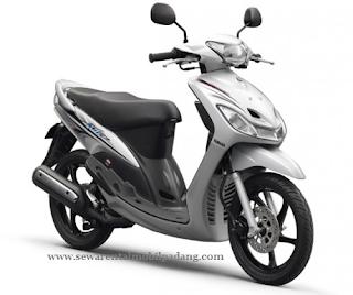 Sewa Motor Mio di Pekanbaru