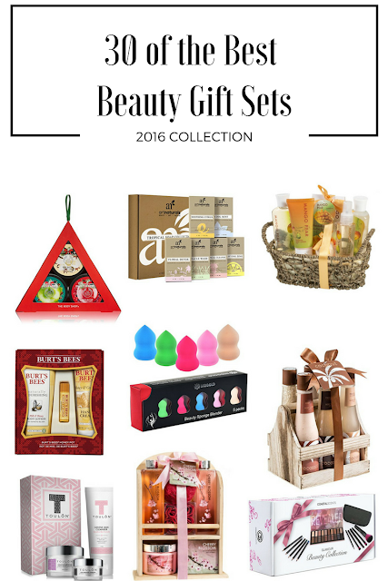 30 of the best beauty gift sets.