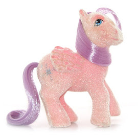 My Little Pony North Star Year Four So Soft Ponies G1 Pony