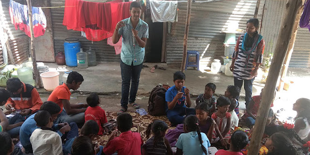 Youngistaan Foundation organises and engages socially aware