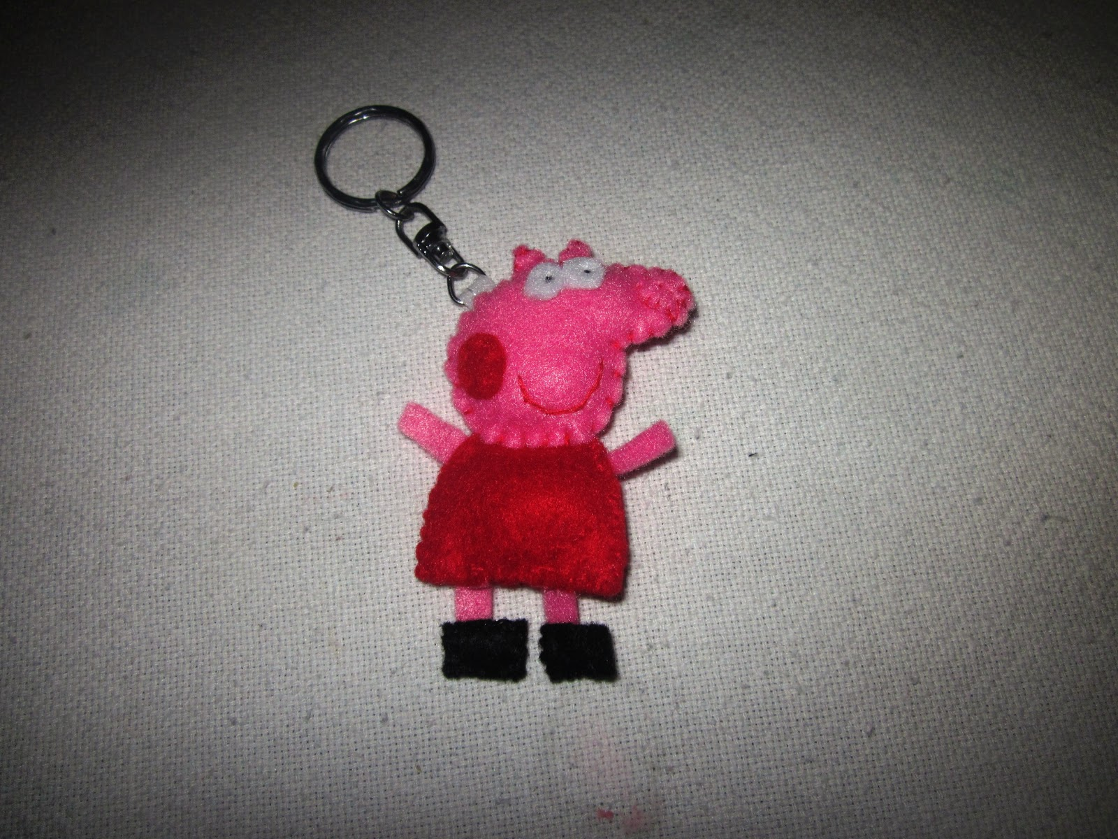 Peppa Pig amigurumi hecha a mano de segunda mano por 25 € en ... | 1200x1600