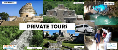 Private Tours from Cancun
