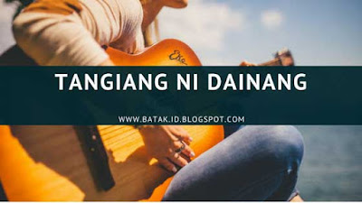 Lirik Tangiang Ni Dainang