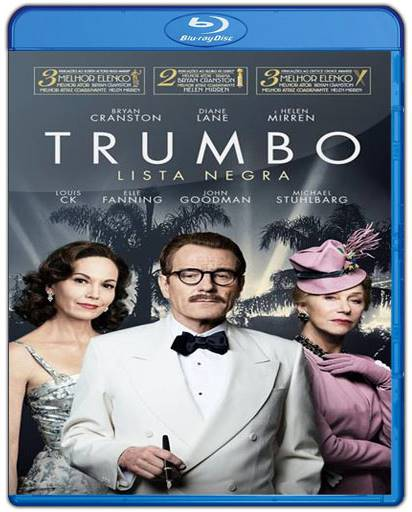 Download Trumbo Lista Negra AVI Dual Áudio BDRip Torrent