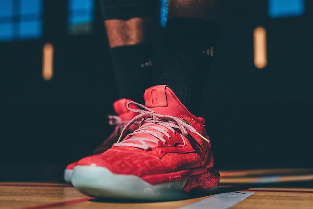 Dame Time edition of the D Lillard 2.