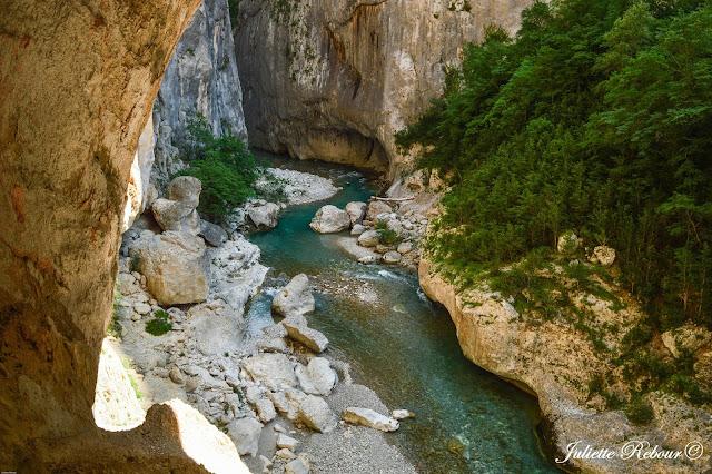 Gorges du Verdon, Provence-Alpes-Côte-d'Azur