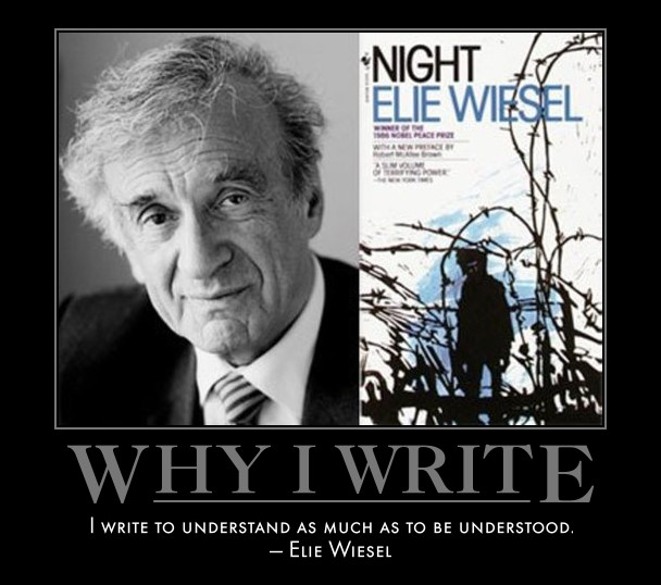 Night by Elie Wiesel - Words | Essay Example