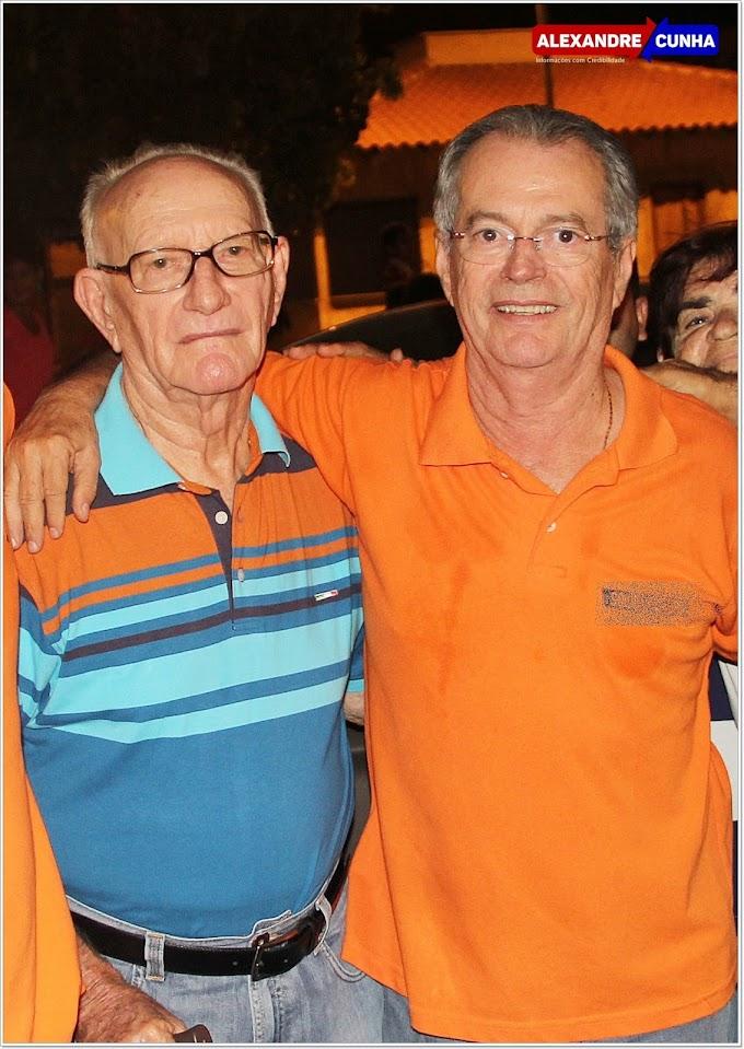 CLICK ESPECIAL: Ex-deputado Pontes de Aguiar completa 90 anos e recebe mensagens de amigos.