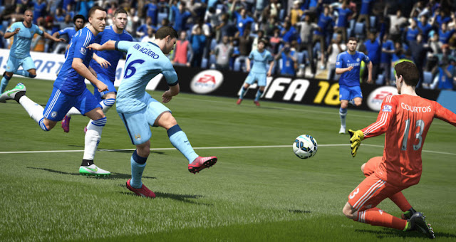 PES 2017 Gameplay Patch V1.0 dari Fransesco