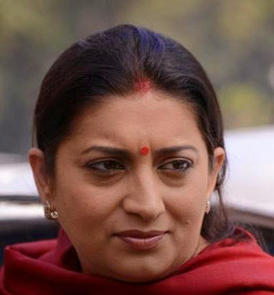 eduation minister smriti irani wrong affidavit