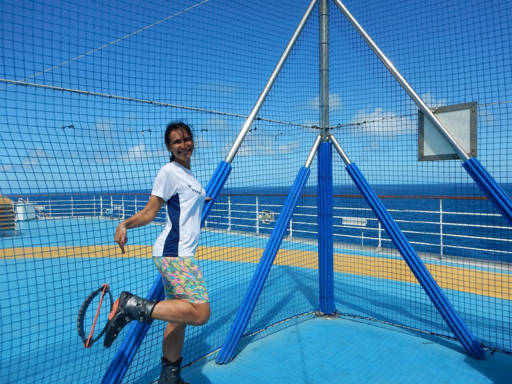 Kangoo Jump no Cruzeiro Fitness