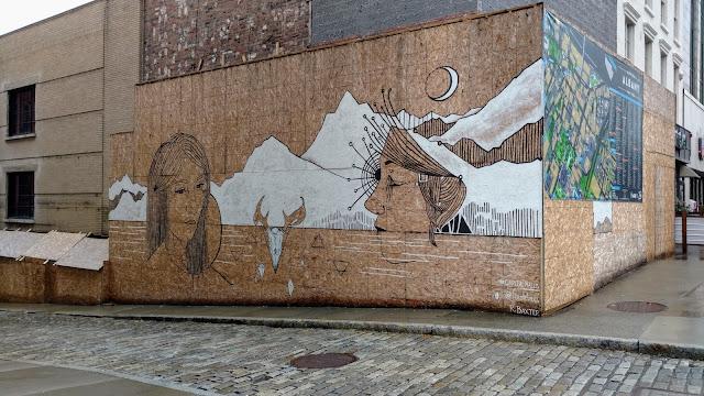Вуличне мистецтво Олбані, Нью-Йорк (Albany street art, Albany, NY)