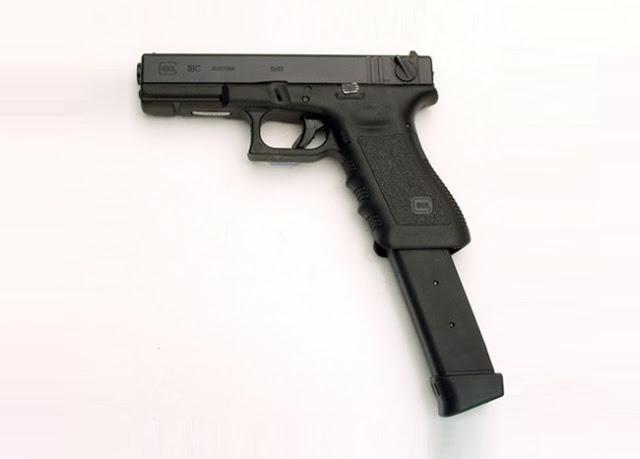 Glock 18 e Glock 18C
