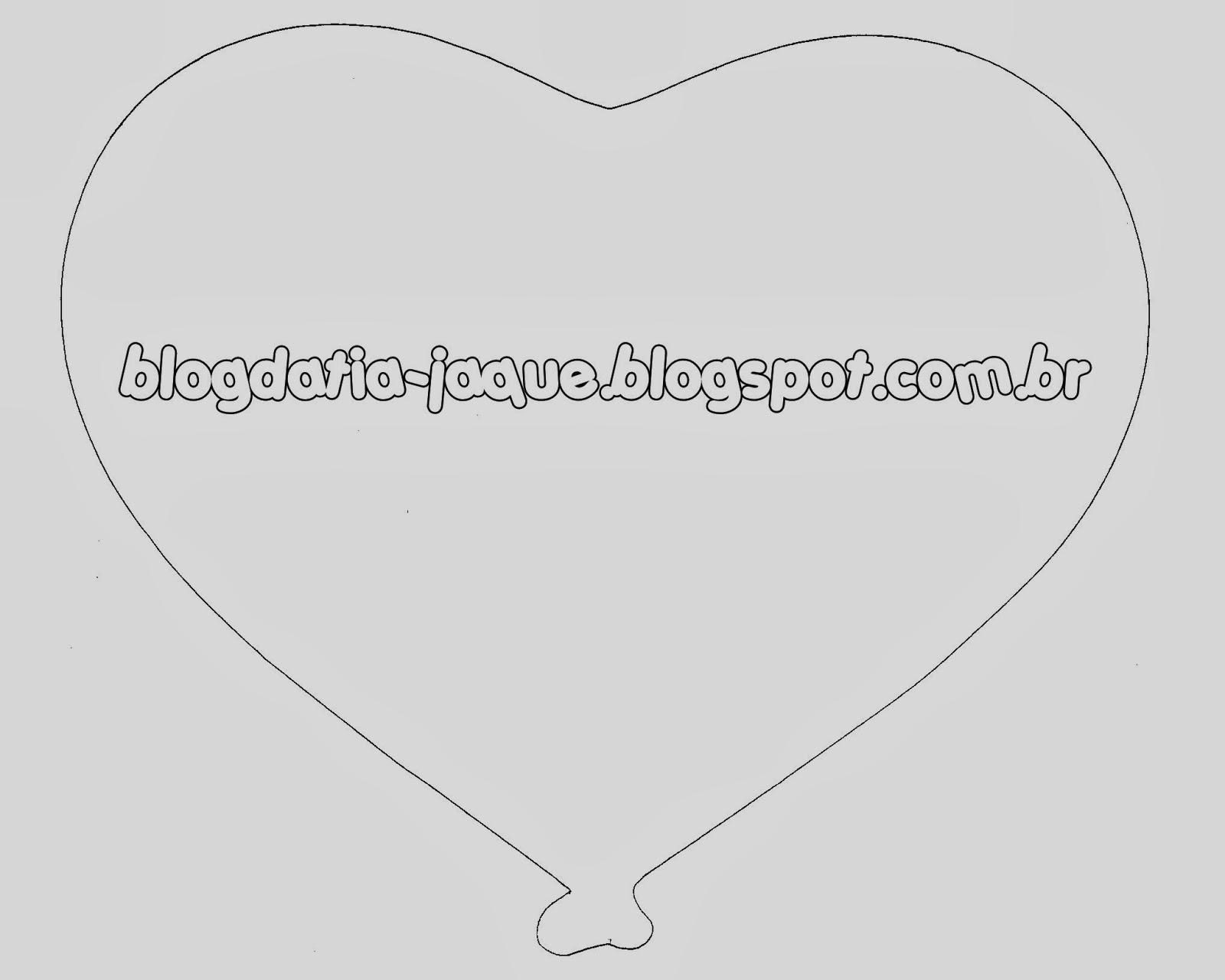 Balão Coração Painel Dos Aniversariantes 2014