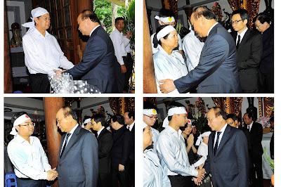 Sự thật về lễ tang của mẹ nguyên Thủ tướng Nguyễn Tấn Dũng.