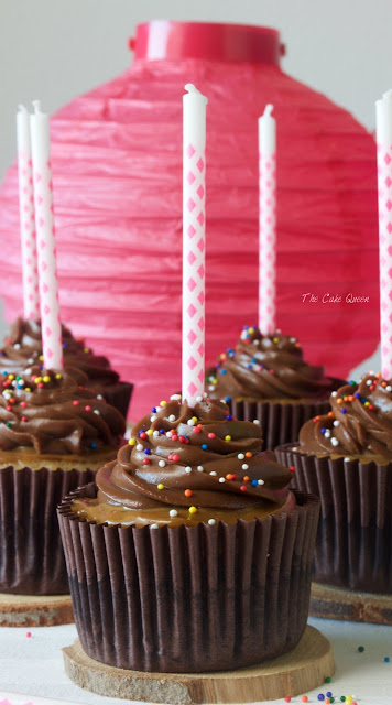 toffee-cupcakes, cupcakes-de-toffe, cupcakes-de-avellanas