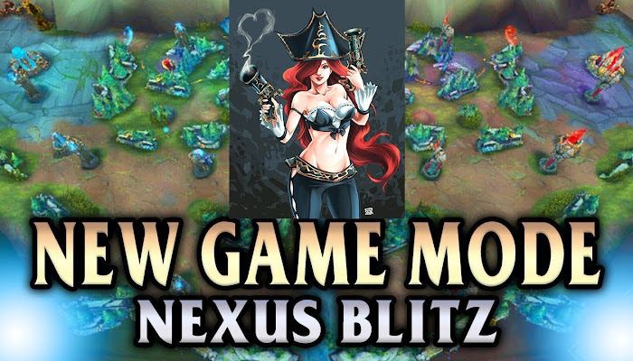 Miss Fortune is Legendary on Nexus Blitz - League of Legends