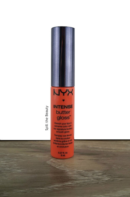 nyx intense butter gloss napoleon swatches comparison dupe