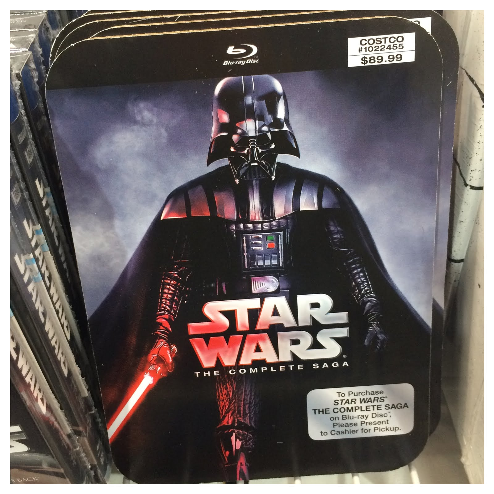 Star wars: the clone wars the complete seasons 1-5.