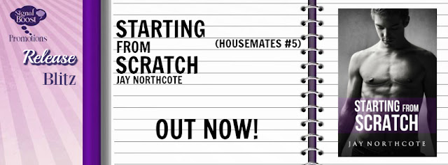 RELEASE – Starting from Scratch by Jay Northcote
