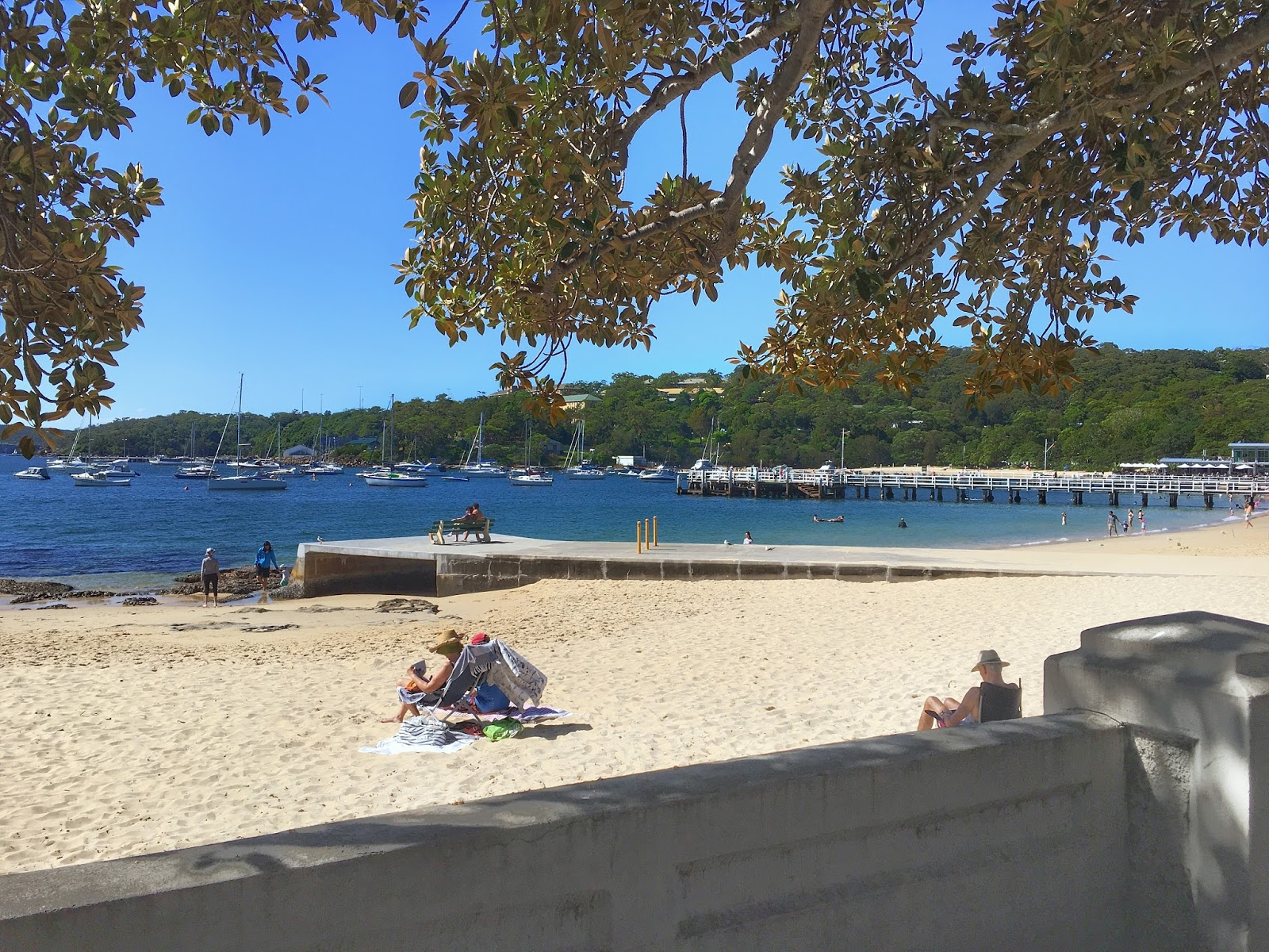 Balmoral Beach to end Taronga to Balmoral Walk