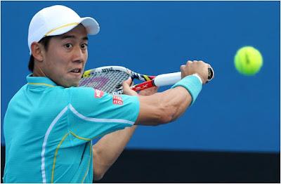 Kei Nishikori, Tennis,