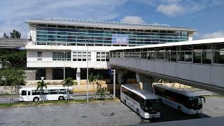 ゆいレールの那覇空港駅