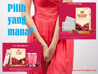 Pilih Uricran yang mana untuk Infeksi Saluran Kemih