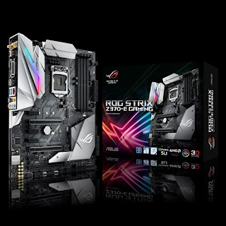 Asus ROG STRIX Z370-E Driver Download
