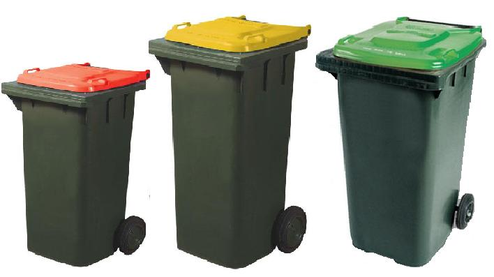 Different Types Of Skin Bins For Different Waste Materials
