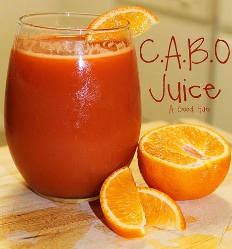 holiday detox juice