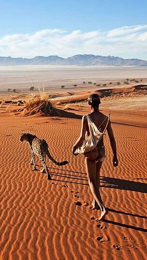 10 Awe-Inspiring Desert Photographies that Will Actually Make You Want to Go There Namibia
