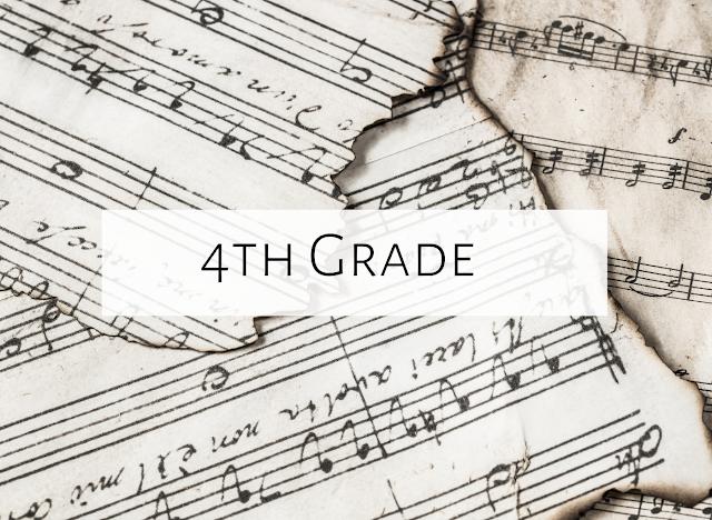 Folk Songs for Fourth Grade
