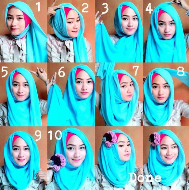Video Cara Memakai Hijab Trendy dan Simple 1774300279