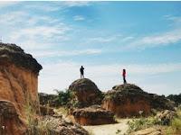 Indahnya Panorama Bukit Jamur, Destinasi Wisata Baru yang Unik dari Gresik