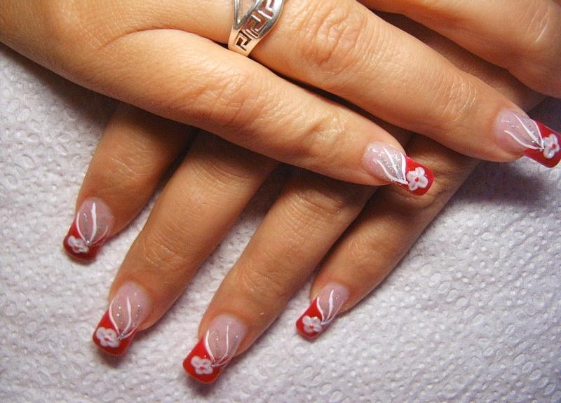 15 Cute Dandelion Nail Art Ideas And Tutorials  |Painting Tip Nail Ideas