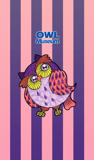 OWL Museum 27 - Naughty Owl
