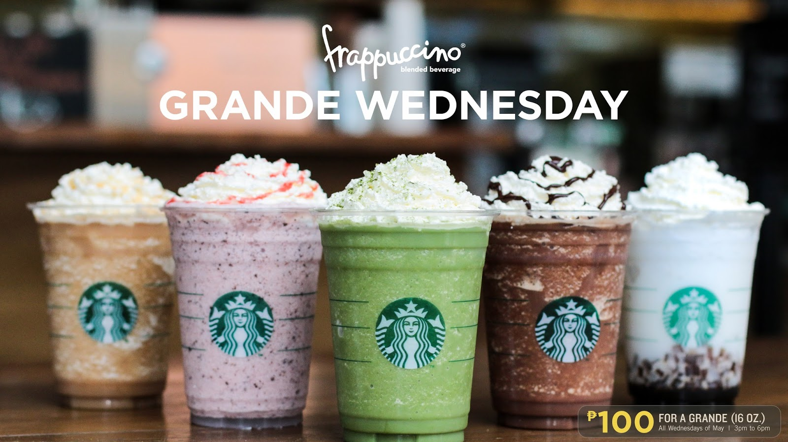 Starbucks Grande Wednesday is back with 5 new summer flavors