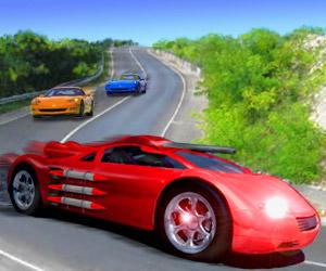 تحميل لعبة سباق السيارات road attack مجانا برابط واحد للكمبيوتر