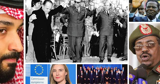 Με πόσες 21ες Απριλίου συνεργάζεται η ΕΕ;