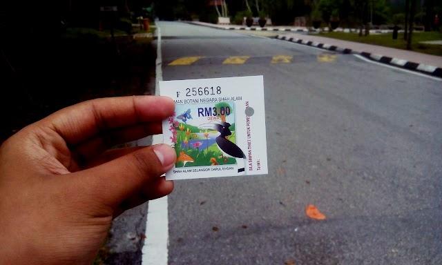 Riadah Ahad : Taman Botani Negara Shah Alam